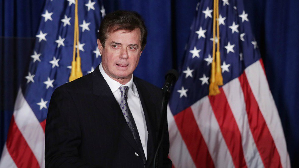 #BREAKING: Mueller warned Manafort he&#39;ll be indicted in Trump-Russia probe: report  http:// hill.cm/phbEze2  &nbsp;  <br>http://pic.twitter.com/auY4mxKJgW