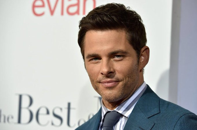 Happy Birthday James Marsden!
