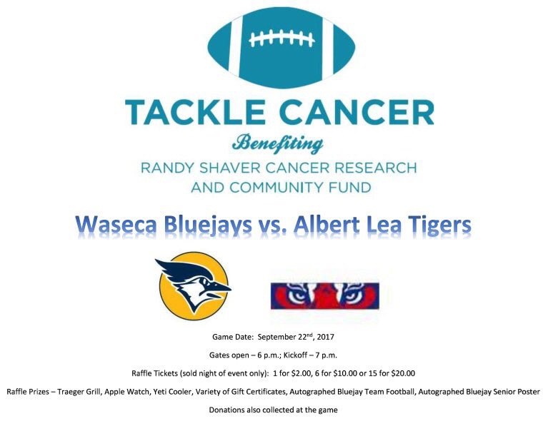Hope to see y&#39;all there on Friday at 7:00 to support a great cause #FightingForAcure #CancerSucks <br>http://pic.twitter.com/Tje2vpjTGu