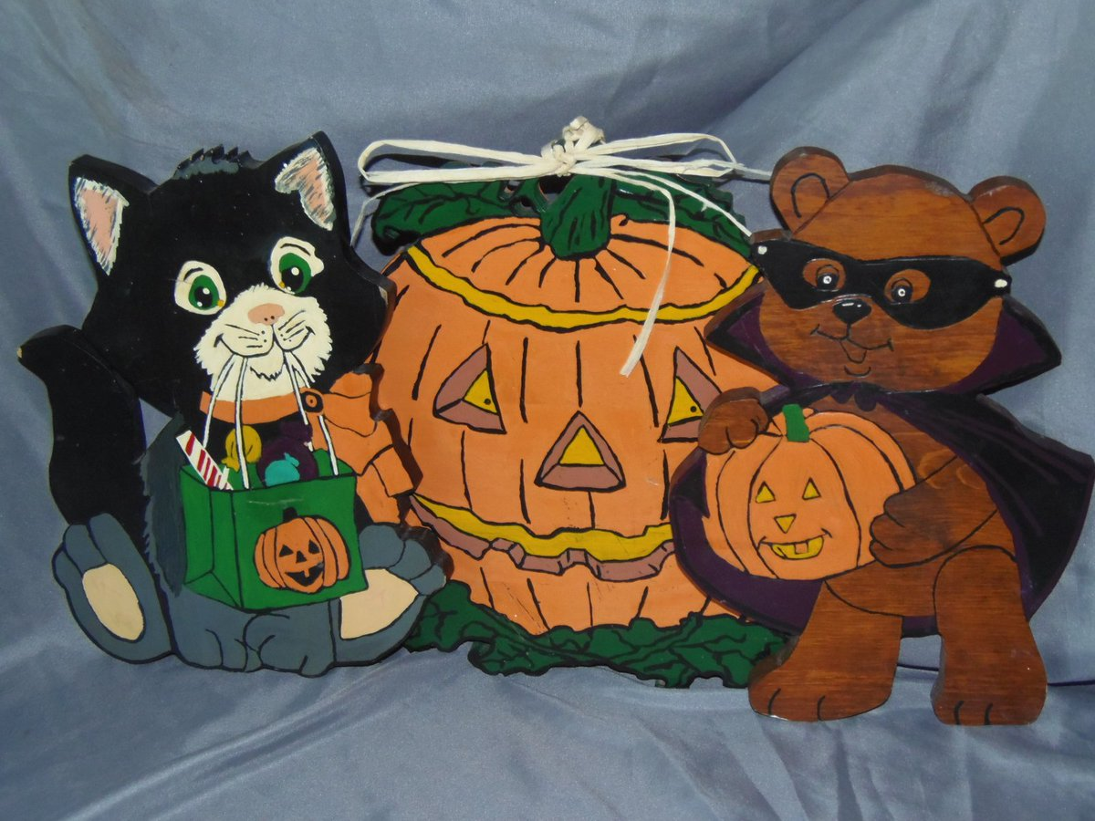 Check out our other shop on Etsy. #etsy #etsyseller #etsyshop #Halloween #pumpkin #falldecor   http:// etsy.com/shop/thelmaand lizzys &nbsp; … <br>http://pic.twitter.com/1XLtQSQ1m5