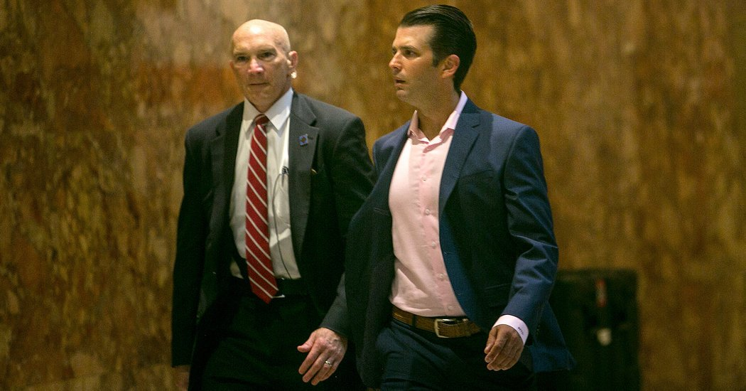 Donald Trump Jr. Gives Up Secret Service Protection, Seeking Privacy