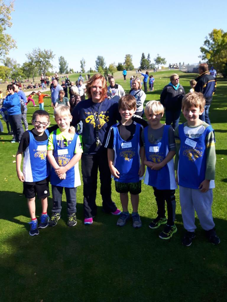 Some of our young runners in cross country this year doing us proud!!! #InspiringExcellence #riseandshout<br>http://pic.twitter.com/8WGTAUP4Q5