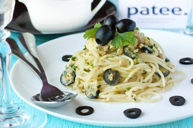 Рецепты с тунцом салаты