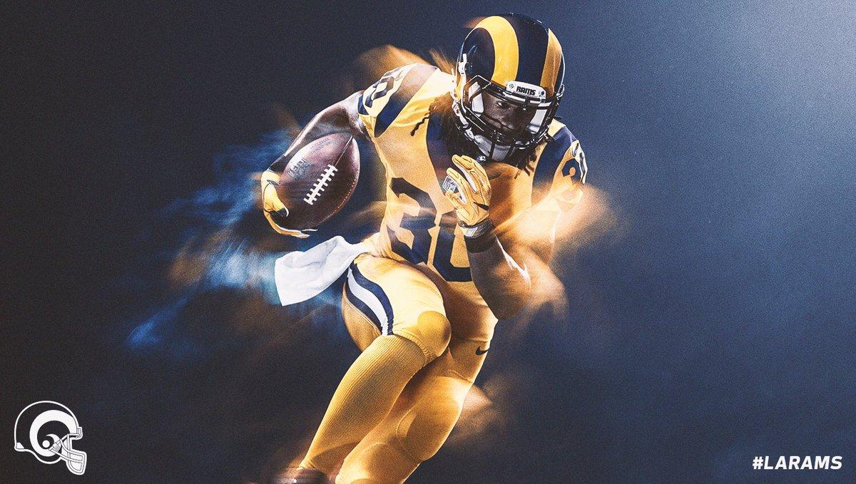 watch da362 a967b Los Angeles Rams on Twitter: