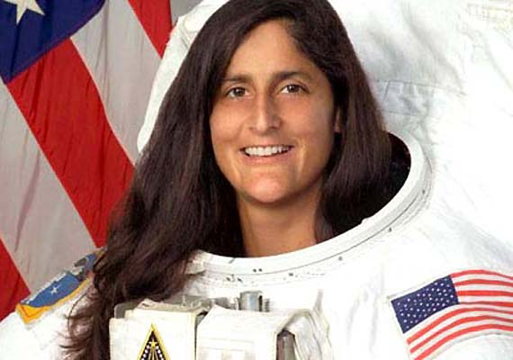 Happy birthday to the famous astronaut and India\s daughter, Sunita Williams.