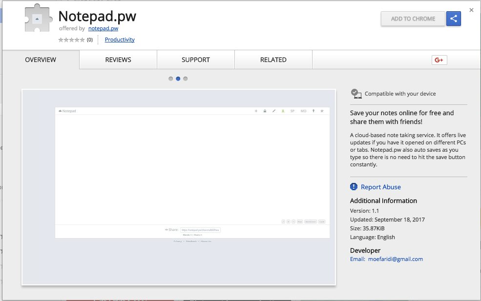 Notepad pw (@notepadpw) | Twitter