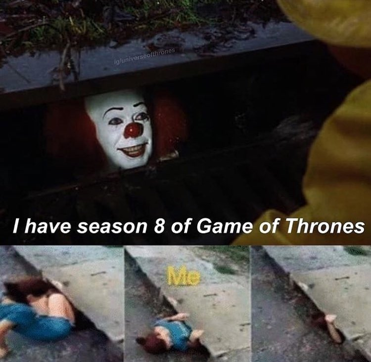 Let me in! #GameofThrones <br>http://pic.twitter.com/tuHKxZOGOp