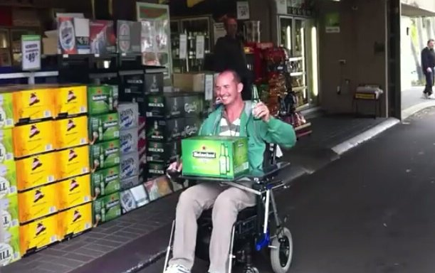 Another one from the archives: wheelchairs have their uses! #Lockedin #Strokerecovery  https:// petercoghlan.com/my-book-in-the -blink-of-an-eye/ &nbsp; … <br>http://pic.twitter.com/0S1D5Flv61
