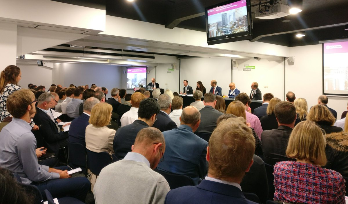 Questions to the panel @cgluk asks 'Are we building the right typologi...