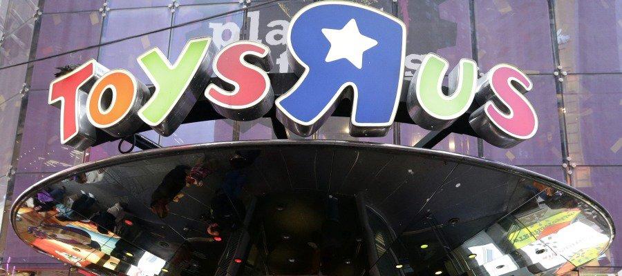 Toys R Us se declara en bancarrota por su elevada deuda https://t.co/e...