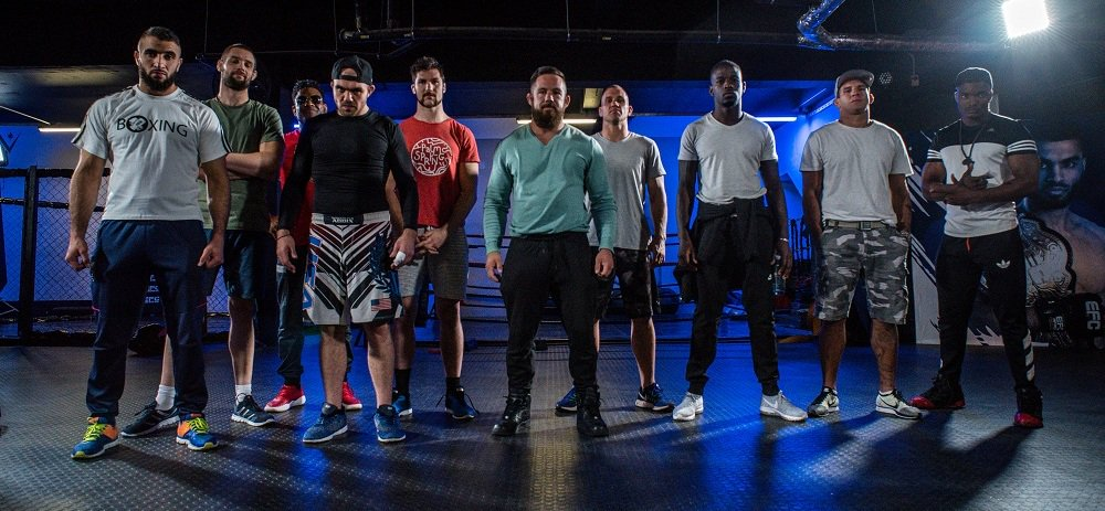 ".@EFCworldwide unveils contestants for ""The Fighter"" reality TV show ––  https:// goo.gl/DR3jTN  &nbsp;   #TF1 <br>http://pic.twitter.com/TuUZVStS2d"