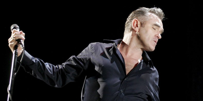 Morrissey announces full U.S. tour alongside release of new single htt...