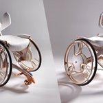 ドレスが映える車椅子!YAMAHAがデザインした「02GEN」が花嫁姿にぴったり rainy-rai…