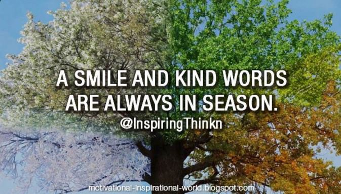 A Smile And Kind Words. #Quote #quotes #MakeYourOwnLane #startup #defstar5 #mpgvip #Quotes #spdc #smm #digital #dji #TuesdayMotivation <br>http://pic.twitter.com/YLcRST2bDg