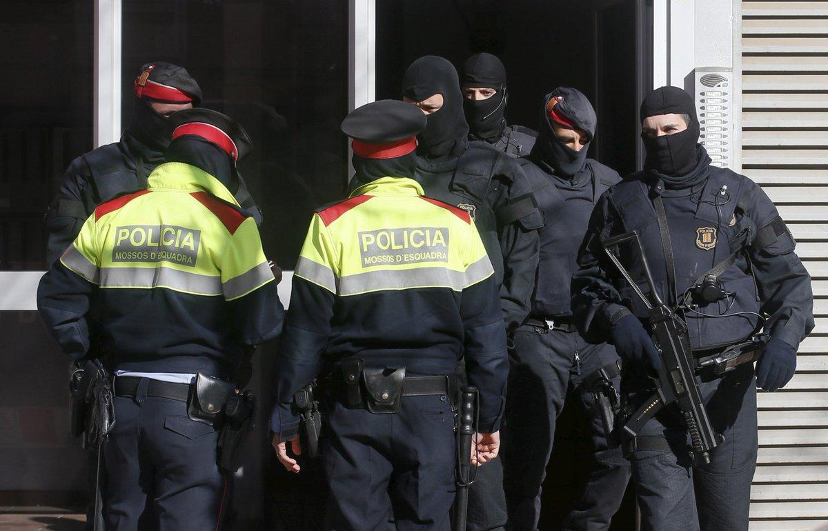 🔴 BREAKING NEWS - #Espagne: Arrestation d'un #jihadiste d'origine pakistanaise à #Lleida soupçonné accusé d'endoctrinement.'