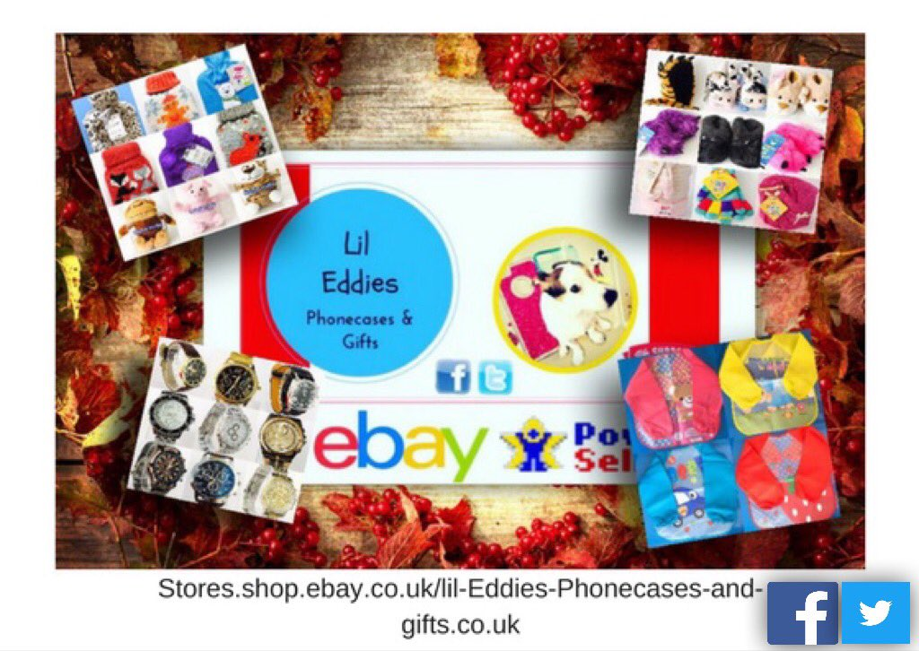 Wrap up 4 #Winter @LilEddies #TuesdayMotivation #winterwear #slippers #watches   http:// Stores.shop.ebay.co.uk/lil-Eddies-Pho necases-and-gifts &nbsp; …   RT FOLLOW 4 a chance 2 WIN a PRIZE<br>http://pic.twitter.com/PngEoBpLXe