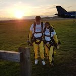 More #skydive pics from #Dunkerswell and our jump for @TeenageCancer @AldiUK staff from Topsham with @SkydiveBuzzLtd