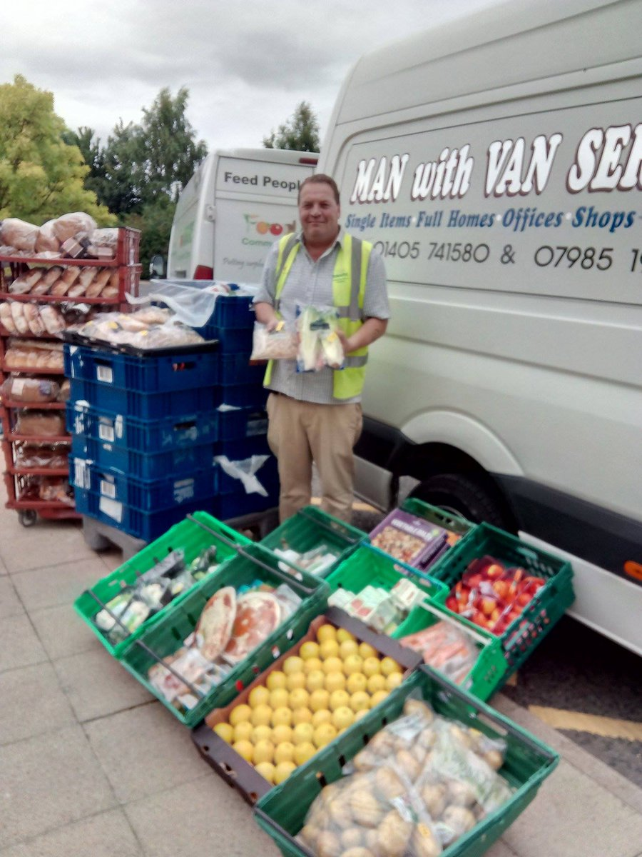 Another busy Tue in #doncasterisgreat #southyorkshire We&#39;re off to @sainsburys @Morrisons @marksandspencer @nbrly 2 feed @tmfoodbank &amp; more!<br>http://pic.twitter.com/tD0Xnlr6Sj