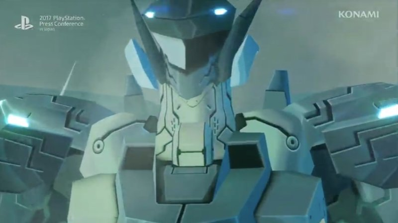 Zone of the Enders: Anubis Mars coming to PlayStation 4. https://t.co/...