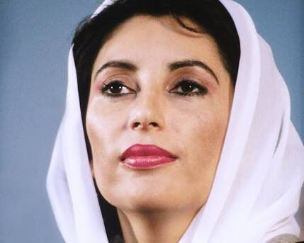 Benazir Bhutto was the first woman to govern a muslim state. That, too, twice.  #TheMoreYouKnow <br>http://pic.twitter.com/eUaW0lVLRG