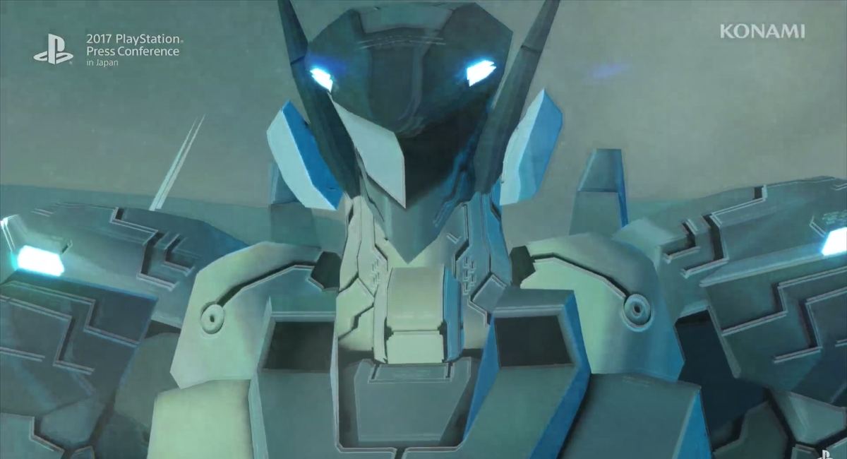 なんとあの「ZONE OF THE ENDERS」がPS VR対応で帰ってきた!「ANUBIS ZONE OF THE ENDERS : M...