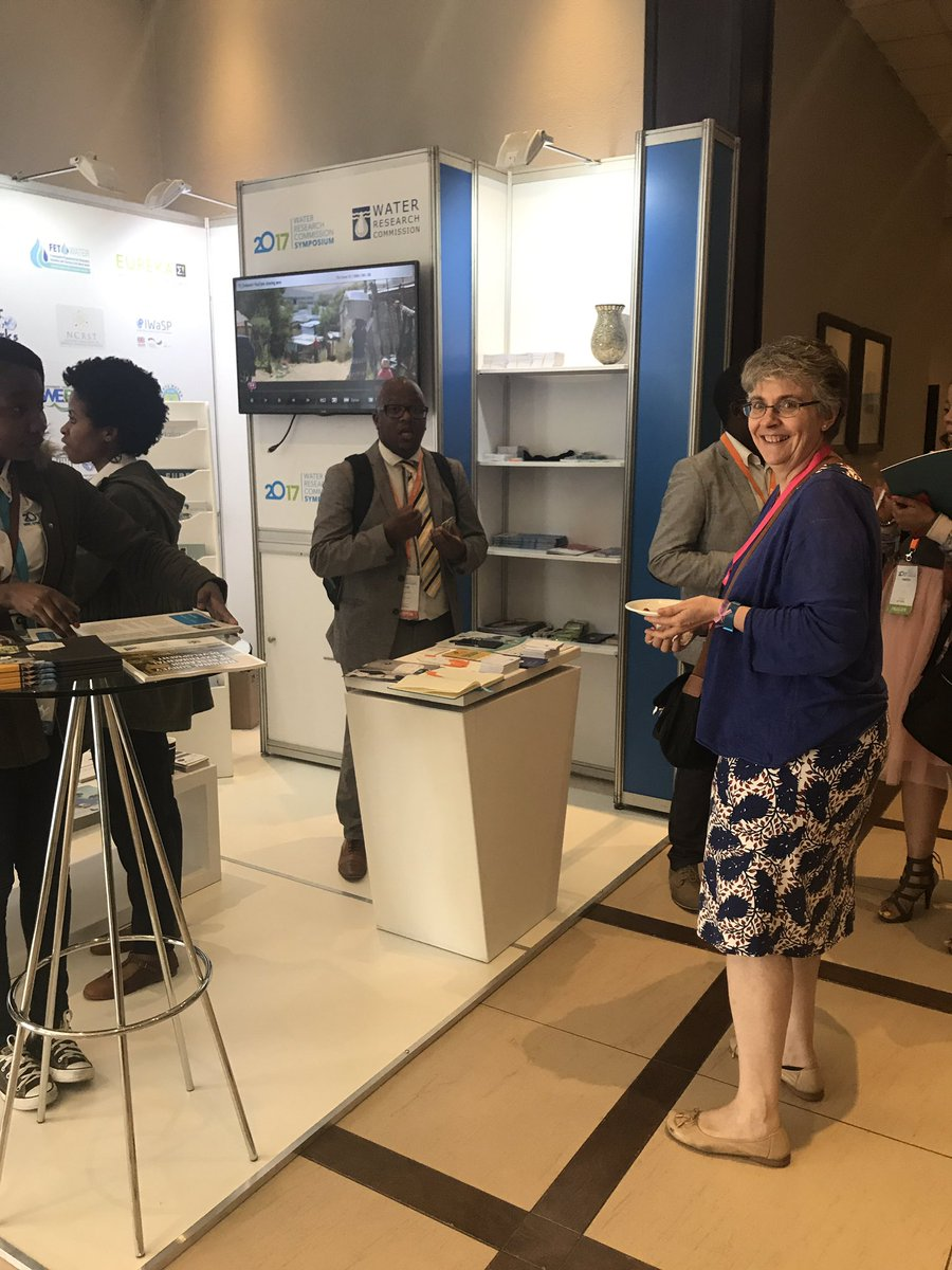 WRC International stand #partnerships #synergies #networks #WRCSymposium2017  @dstgovza @DWS_RSA @WaterResearchSA<br>http://pic.twitter.com/AWA0WReBKt