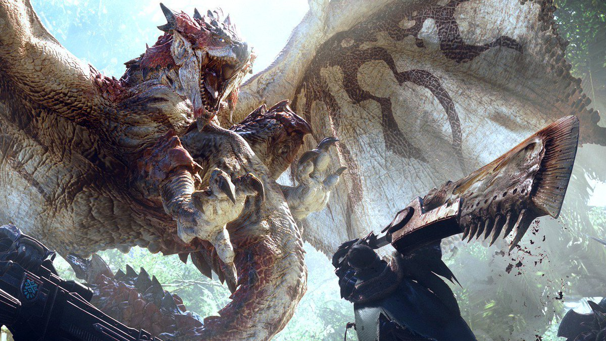 Monster Hunter World release date and special editions revealed: https...