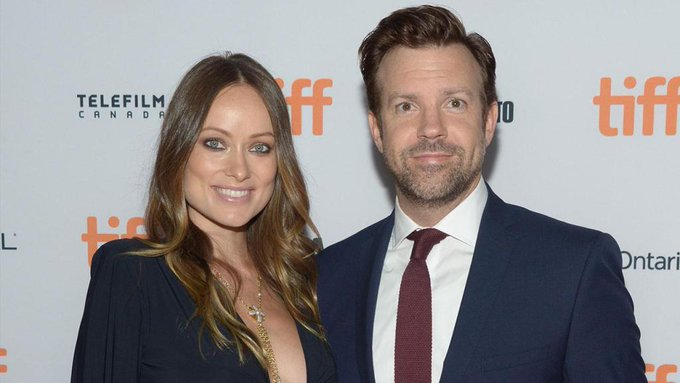 Olivia Wilde Sweetly Wishes Husband Jason Sudeikis a Happy Birthday With A Little Help