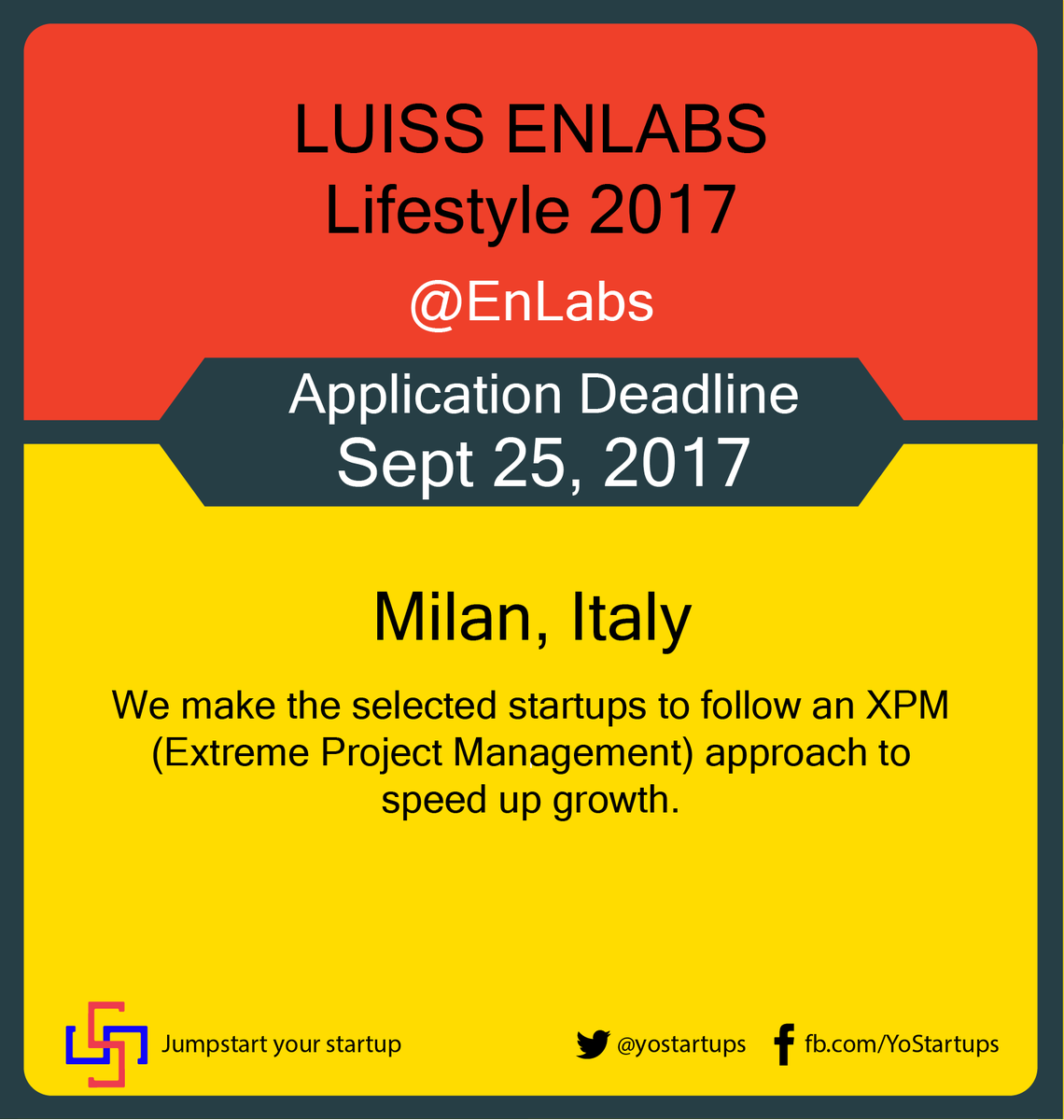 Checkout @EnLabs growing #startups to infinity and beyond #Startup #Accelerator #YoStartups  https:// goo.gl/5dBahX  &nbsp;  <br>http://pic.twitter.com/wZb5k9h44G