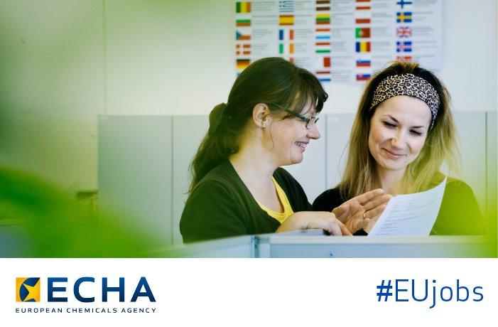 Offerta Lavoro: posto vacante in ECHA con sede Finlandia, Helsinki