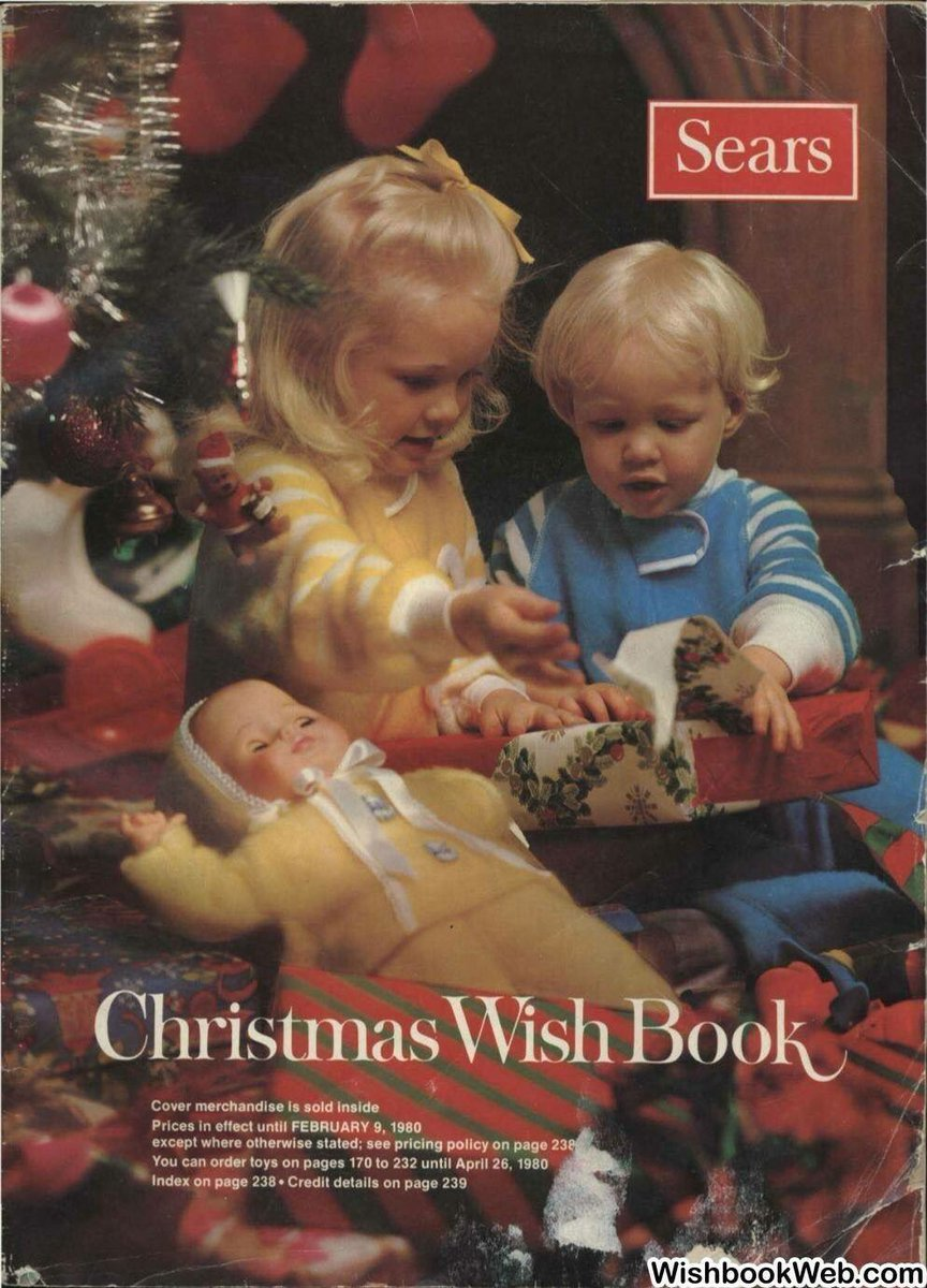 jon w pardy on twitter sears has cancelled the christmas wish book