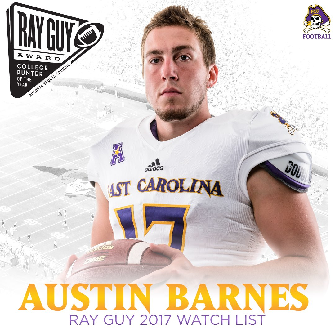Congrats Austin Barnes on making the @RayGuyAward watch list! #EarnYou...