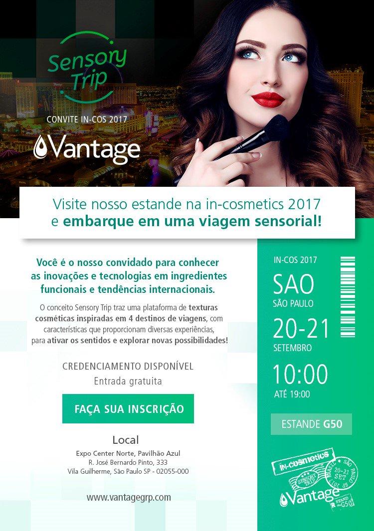 Tomorrow starts @incosmetics LATAM. Visit us at Stand G50! #incosmetics #incos2017 #latinamerica <br>http://pic.twitter.com/ZovxrX9ehX
