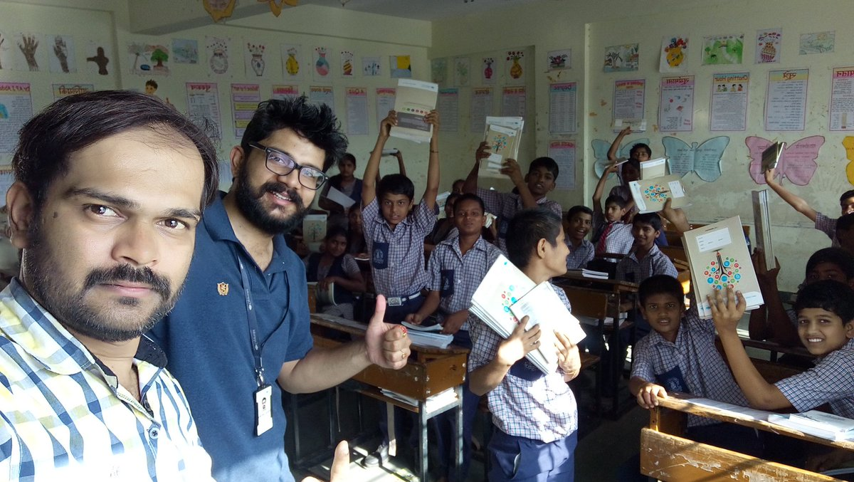 #capgemini50 Lending a helping hand to the tiny ones... They are yet to shine... #AllTheBest <br>http://pic.twitter.com/5fToUHIQQP