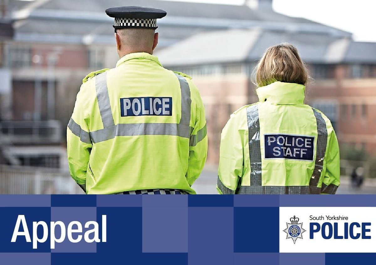 Appeal: Officer injured in #Doncaster. Any with info is asked to report it via 101 quoting 172 of 19/09/17  http:// southyorks.police.uk/appeals-inform ation/officer-injured-doncaster &nbsp; … <br>http://pic.twitter.com/ChDW3880ze