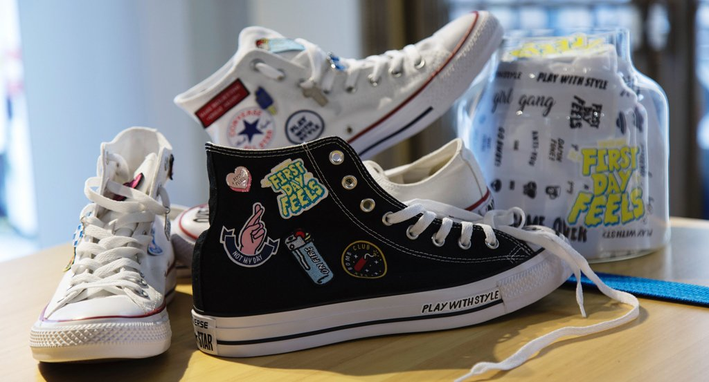 cee9dc7334a Call to Style per Converse negli store AW LAB  https   hubstyle.sport-press.it 2017 09 19 call-to-style-converse-negli-store- aw-lab  …pic.twitter.com  ...