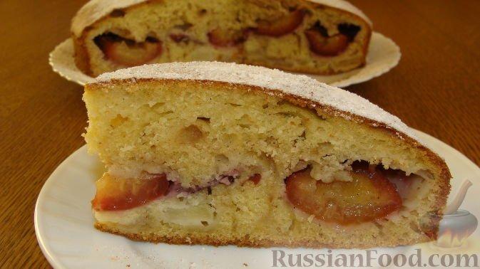 Рецепт пирога с мясом в духовке с пошаговым фото рецептом