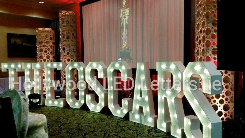 Need to brighten up your #Awards this year? 150cm tall #hollywoodledletters are the answer for your #event #eventprofs  #Ploughing17<br>http://pic.twitter.com/zwnti9PCxv