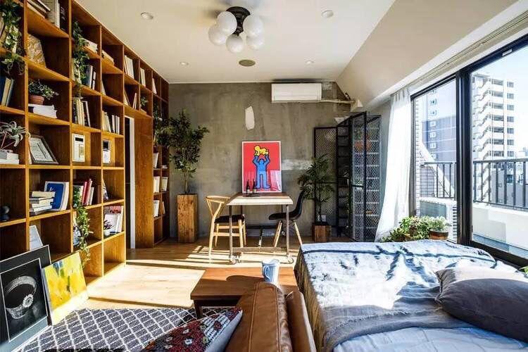 小空间也有惬意生活,一个人住的 15 平米公寓,这里有三个来自日本的好设计 https://t.co/McRii9VcT1 https://t.co/6gQ7Ssdw5U 1