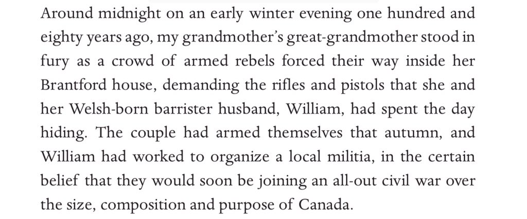 Here's the opening paragraph of MAXIMUM CANADA. This ain't some dessicated policy tome, folks