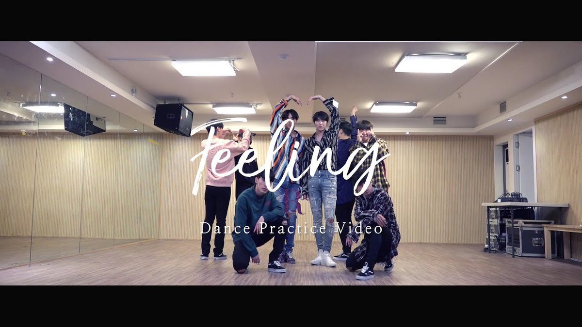 Imagini pentru VIXX LR practice their moves for 'Feeling'