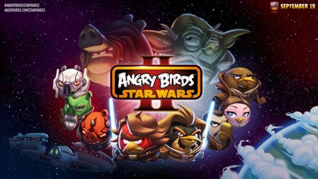 Birds star wars ii