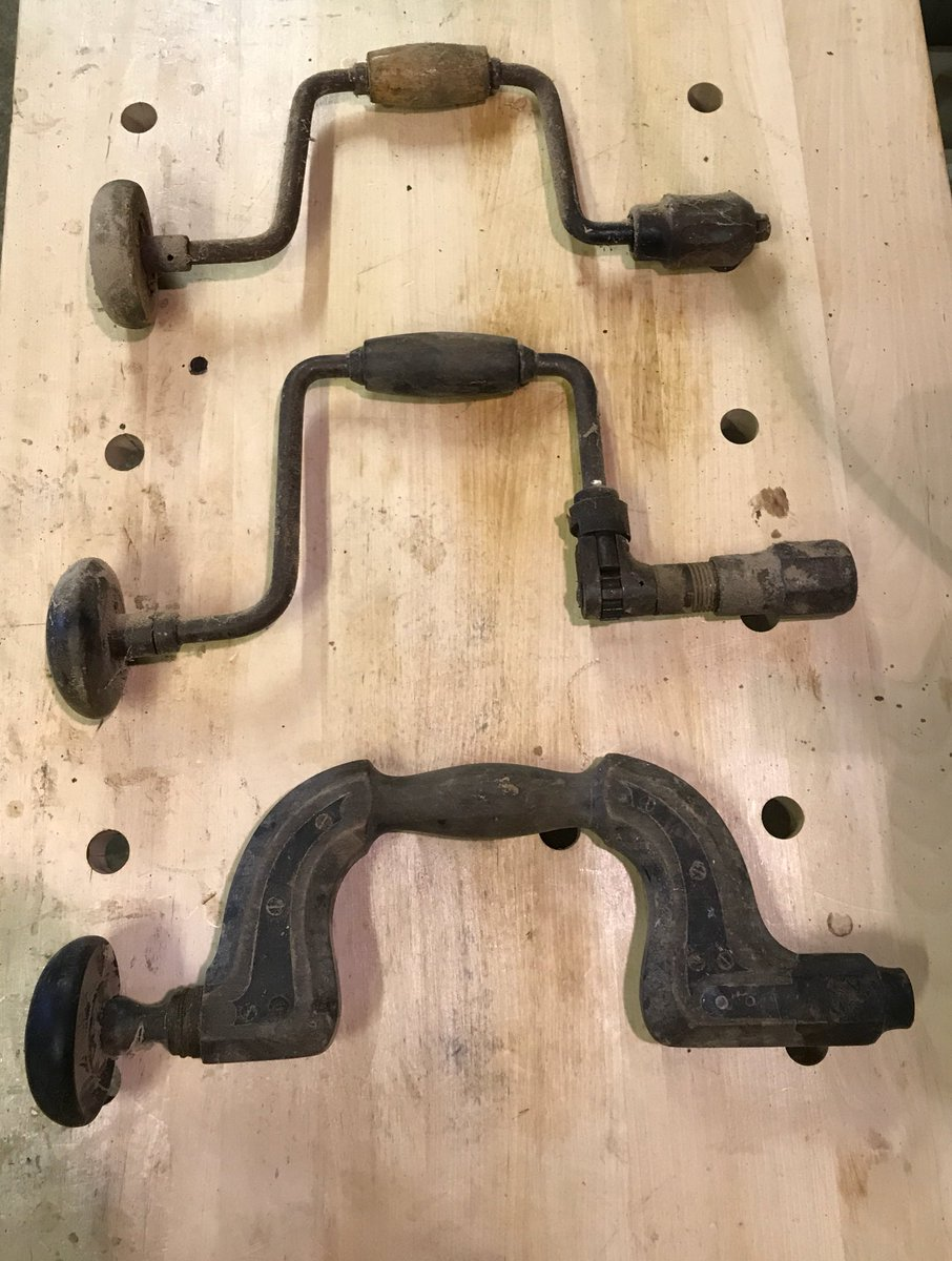 Brace yourselves- light duties today as I&#39;ve put my back out. #Tool-restoration #woodworking #Scotland<br>http://pic.twitter.com/DTsOMPKadn