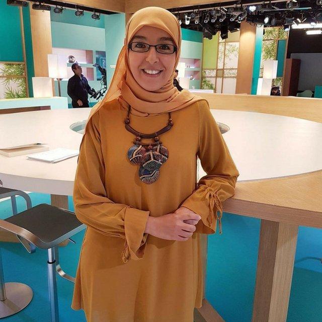 Nadia El Bouga est sexologue, féministe et musulmane  Elle était l'invitée du Magazine de la santé ce lundi ▶️ https://t.co/7jZZ8EV70Y