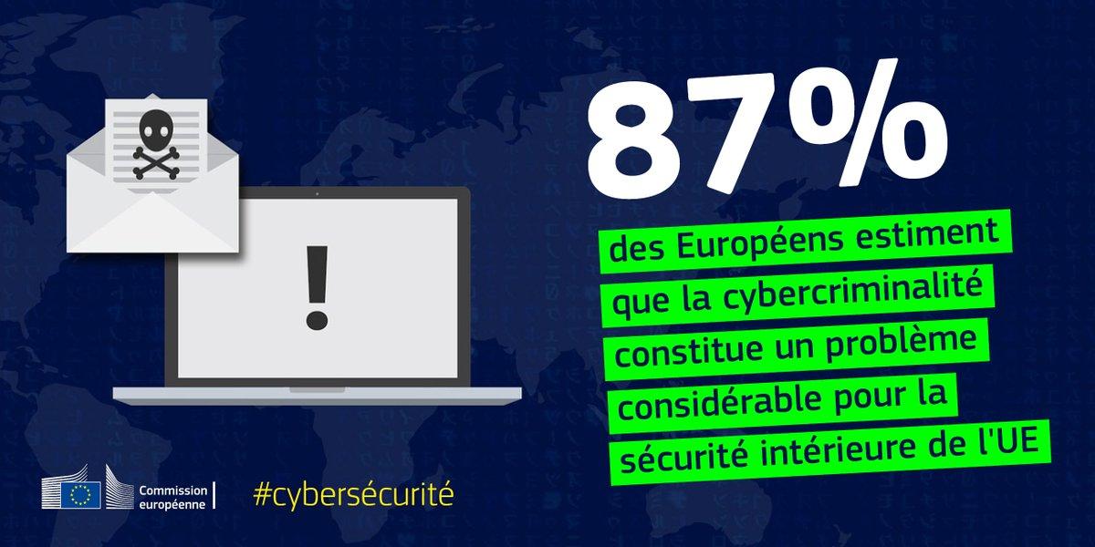 La Commission propose une nouvelle Agence européenne de #cybersecurite > https://t.co/oe9McJWplu #soteu