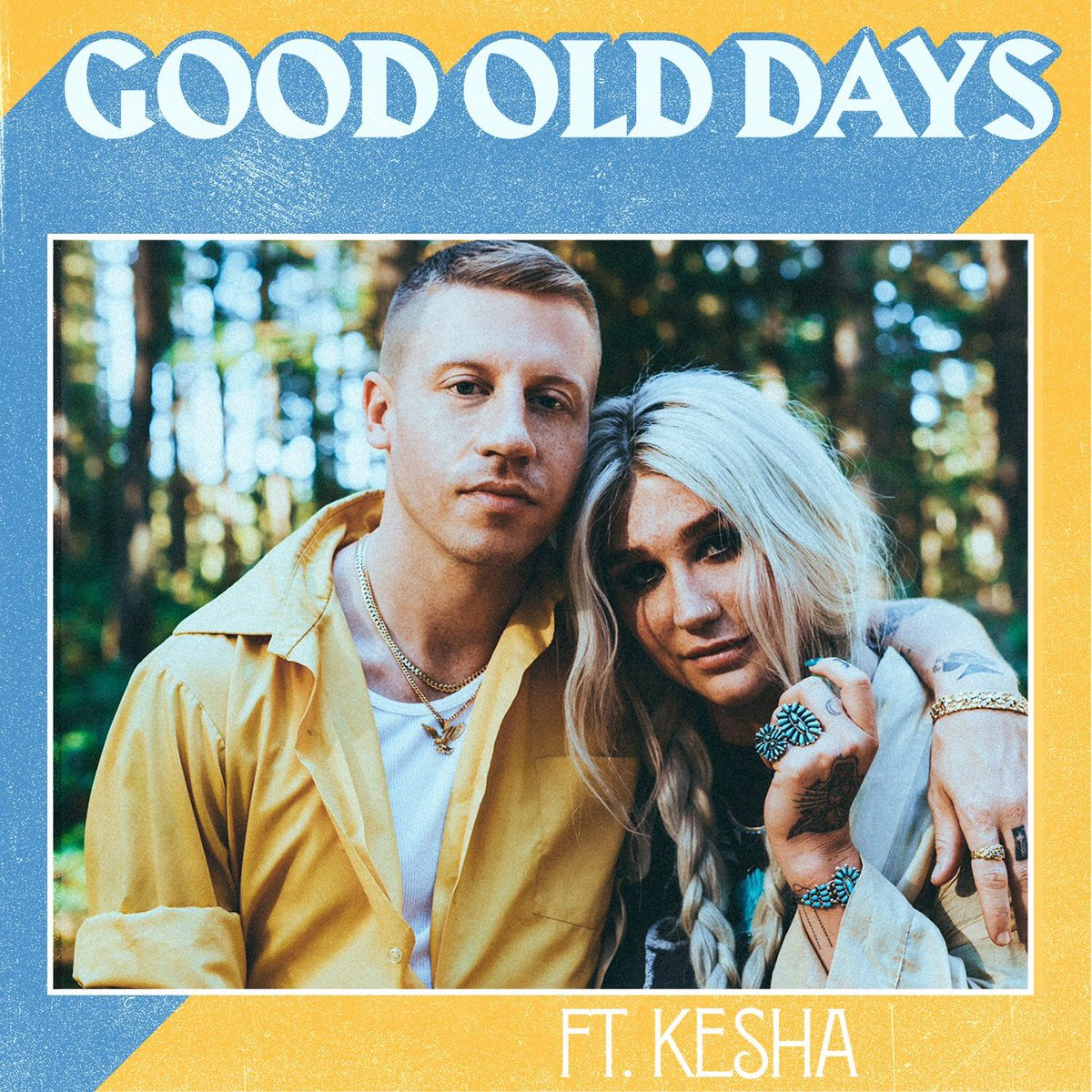 &#39;Good Old Days&#39; by Macklemore featuring Kesha will be released today at 9AM PST / 12PM EST! #GoodOldDays <br>http://pic.twitter.com/IEIPHk3Bjt