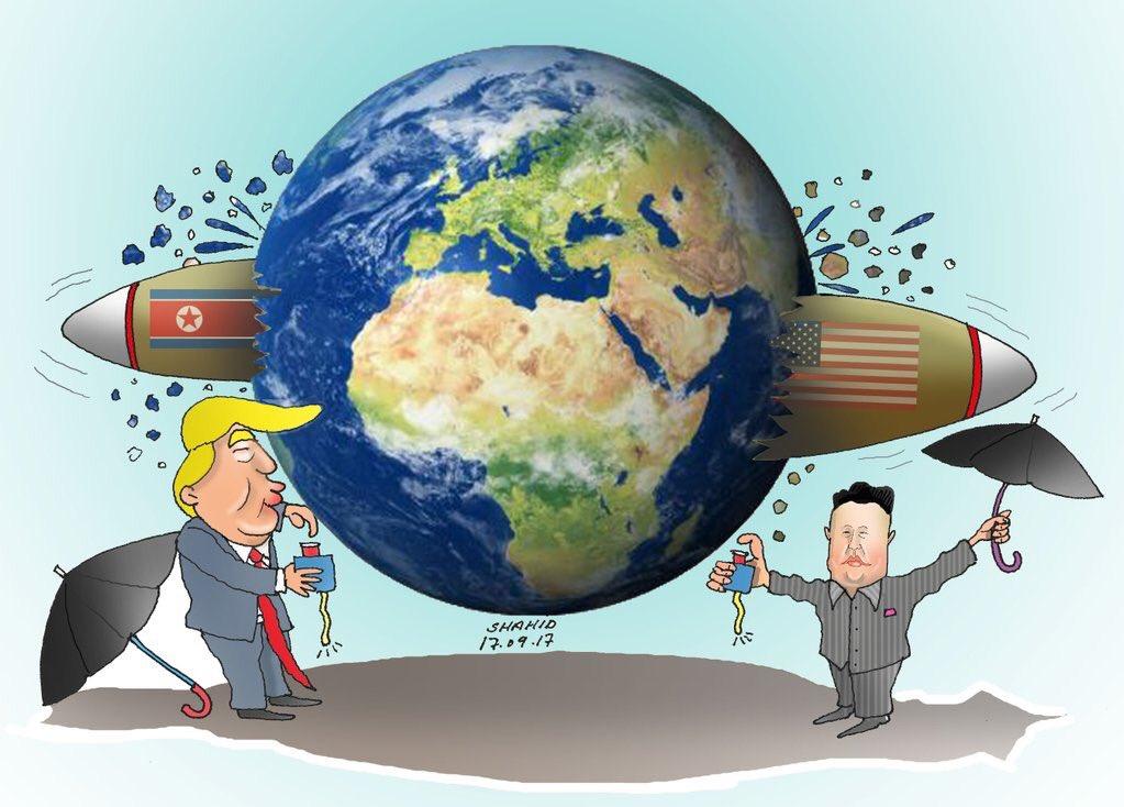 POWER SHOW!#NorthKoreaNukes #NorthKorea #Trump #HumanRights #UnitedNations #terrorisme #WorldPeace<br>http://pic.twitter.com/USffa8ir5e