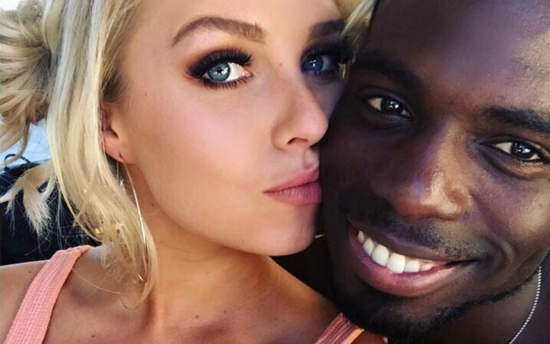 EXCLUSIVE! Love Island's Marcel is 'saving up' to propose to Gabby Allen as they bounce back from racist abuse. 😍 https://t.co/jUG22AgazF
