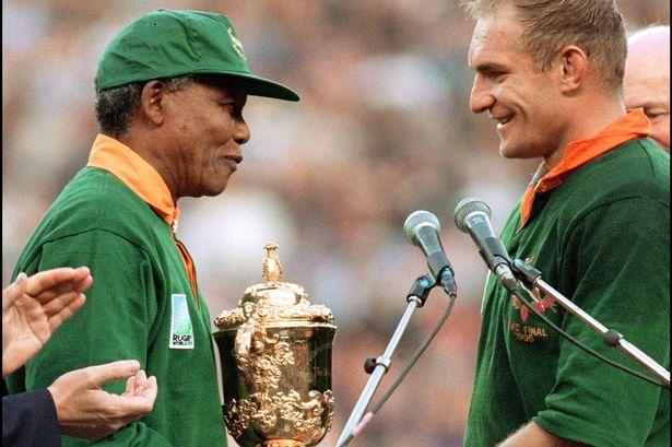 Mandela: 'el deporte tiene el poder de cambiar al mundo'. Día internac...