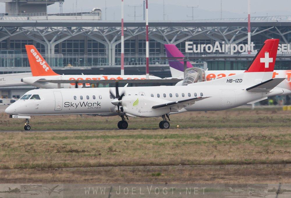 A @flyskywork @saab 2000 at @BaselAirport - a rare species!   http://www. joelvogt.net/aviation/spott erbrowser/imgview.php?id=15311 &nbsp; …   #avgeek #skywork #Basel #BSLmovements #travel #Saab<br>http://pic.twitter.com/tANLrB8qrK